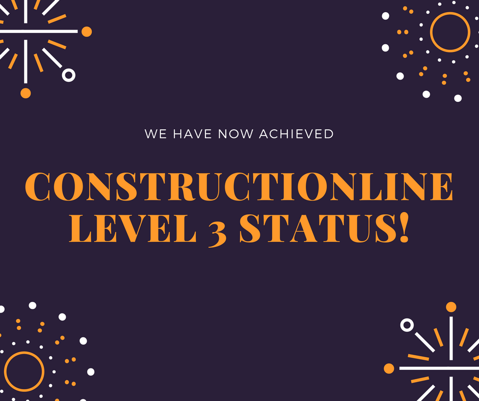 Constructionline Level 3